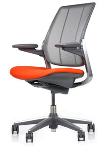 Ergonomic Swivel Chair