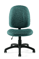 Green Office Chair for Sale